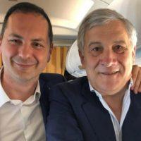 Elezioni Calabria 2020. Tajani: 'Con Santelli parte rivoluzione meridione'