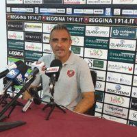 Reggina, Toscano: 'Baclet mi ha detto che ci farà due gol'