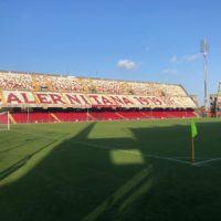 Coppa Italia: posticipata Salernitana -Reggina. Si gioca all'Arechi e diretta tv