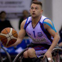 Reggio Calabria Basket in Carrozzina, arriva la conferma per l'ala piccola La Terra