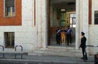 Reggio, traffico di droga e riciclaggio di denaro: l'uscita degli arrestati