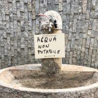 """""""Valanidi senz'acqua, un quartiere di serie C"""": l'appello dei cittadini"""
