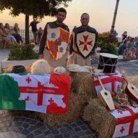 "Associazione Georgia in Calabria alla manifestazione ""La Castellana rievocazione storica"""