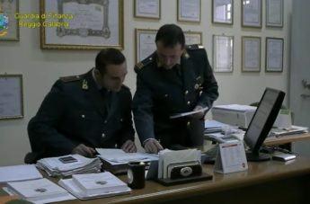 Guardia di Finanza - Scommesse online e maxi evasione per 4 miliardi di euro
