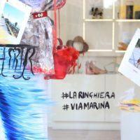 """#laringhiera, l'iniziativa social tra moda,commercio ed innovazione. Cormaci: """"Contest riuscito, raccolte migliaia di foto"""""""