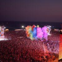 """Beach Party di Roccella, Jovanotti: """"È stato un sogno"""" - FOTO"""