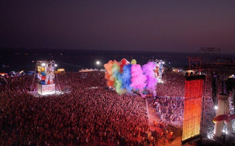 Beach Party di Roccella, Jovanotti: