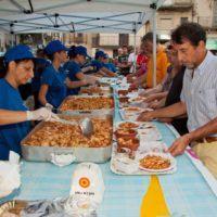 'Sagra dello stocco', a Mammola festa per migliaia di persone
