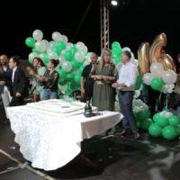 Auguri Parco Commerciale Le Ninfee: grande festa per i 16 anni di attività