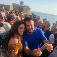 Salvini in Calabria: