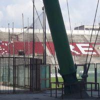 """Granillo: posizionata la prima parte della scritta """"Reggio Calabria"""" (foto)"""