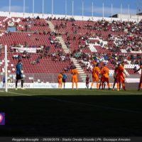 Calcio serie C - Clamoroso successo della Casertana. Il programma e la classifica