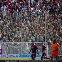 Calcio - La Reggina in testa alla classifica degli spettatori