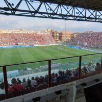 Reggina-Viterbese: aggiornamento dato biglietti venduti