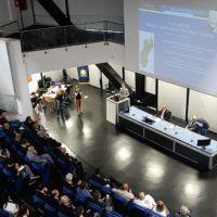 Grande partecipazione all'Università Mediterranea per 'A-ndrangheta, una città senza crimine'