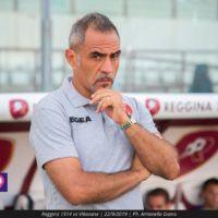 Reggina: mister Toscano spiega perchè Corazza ha battuto il primo rigore