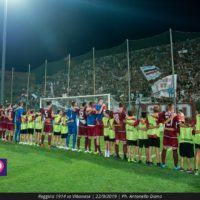 Reggina vs Vibonese