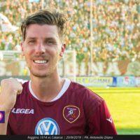 Reggina-Catania: gli scatti del match in campo e sugli spalti