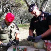 Detenzione abusiva di munizioni e armi: arrestato un uomo in provincia di Reggio