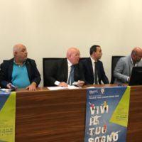 CONI Calabria: conferenza stampa alla Cittadella dello Sport, che successo!