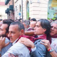 Festa di Madonna, anche il sindaco Falcomatà tra i Portatori della Vara