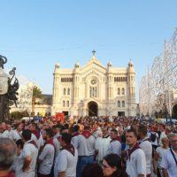 """Festa della Madonna, Burrone: """"Grazie a Castore ed all'impegno dei lavoratori"""""""