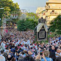 Festa della Madonna, l'abbraccio di Reggio a Maria – FOTO