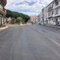 """Lavori sull'asfalto nel quartiere Modena, i reggini: """"Basta rattoppi"""""""