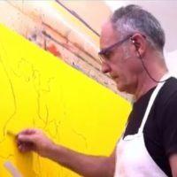 L'artista reggino Natino Chirico sbarca in Argentina - VIDEO