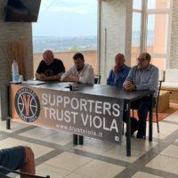 Supporters Trust Viola, aperto il tesseramento. Le modalità di iscrizione