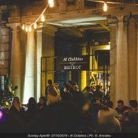 Reggio - Locale chiuso, ma 'Al Clubbino' si stappa lo stesso