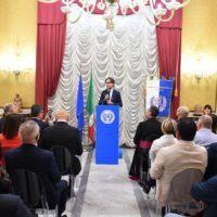 """Istituto Nazionale Azzurro, Falcomatá: """"Ci uniamo alla mission di favorire la pace e il dialogo"""""""