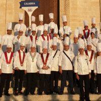 Gli chef calabresi presenti alla Festa Nazionale del Cuoco