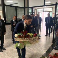 L'omaggio di Irto ai poliziotti uccisi a Trieste:
