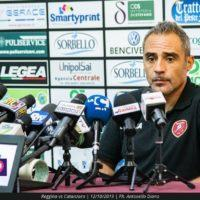 Reggina, Toscano: 'Si sta commettendo un grande errore'
