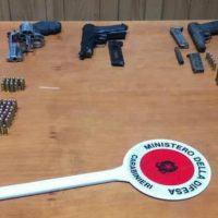 Detenzione illegale di armi e munizioni, un arresto in provincia di Reggio