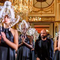 Il designer calabrese Giuseppe Fata alla Parigi Fashion Week - FOTO
