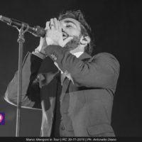 Marco Mengoni a Reggio Calabria: la scaletta del concerto