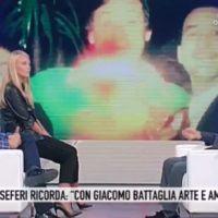Gigi Miseferi e Leo Gullotta ricordano Giacomo Battaglia su Rai1: