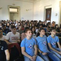 Erasmus Days all'Ite Piria: le esperienze dei giovani studenti in Europa - FOTO