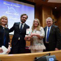 Premio America: il Maestro Gerardo Sacco celebra l'amicizia tra Italia e Usa