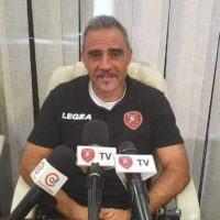 Reggina, Toscano: 'I tifosi sappiamo che i giocatori hanno bisogno di loro'