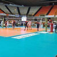 Volley - Per la Tonno Callipo arriva il primo punto
