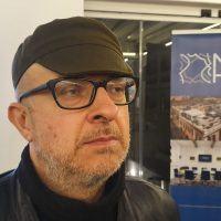Reggio, arriva il murale Panorama. Favelli: 'Sognavo da tempo di realizzare opera sui Bronzi'