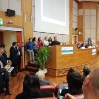 Reggio, presentato il Polo culturale M. Preti: il lavoro degli studenti del liceo artistico