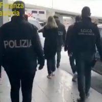 Reggio - Operazione 'Galassia', estradata la latitante Ivana Ivanovic