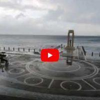L'autunno a Reggio Calabria: il video del lungomare Falcomatà