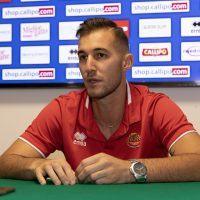 """Volley: Tonno Callipo, Rizzo: """"Affronteremo la sfida con Piacenza senza paure"""""""