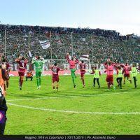 Serie C, la Reggina dei record vola verso la promozione secondo i bookmaker