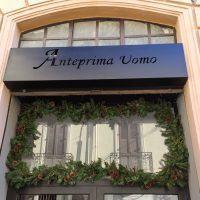 Reggio, un nuovo store dedicato al mondo maschile: apre in centro 'Anteprima Uomo'